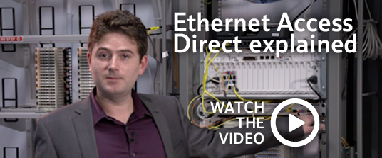 Ethernet Access Direct (EAD) explained