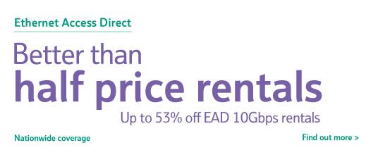 Ethernet Access Direct (EAD)