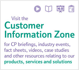 Customer Information Zone